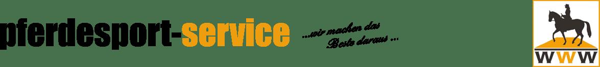 Titelbild WWW Pferdesport-Service transparent